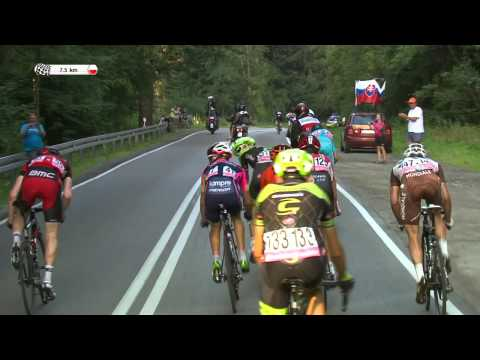 Tour of Poland 2015: Stage 5 Highlights