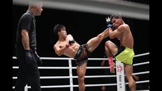 Xem 6 đòn trái sát thủ và 1 cú đấm kết liễu của Nguyễn Trần Duy Nhất tại ONE Championship