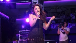 Jessie Ware - 110% at 1Xtra live in Majorca