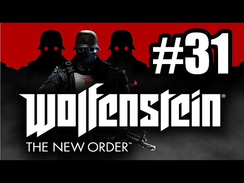 """LOCATE THE RADIO ROOM"" Wolfenstein: The New Order #31"