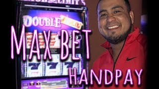 $12,500 on the same Machine!!! Max Bet Highlimit Handpay!!!
