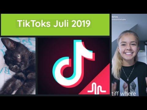 Meine TikToks Juli 2019
