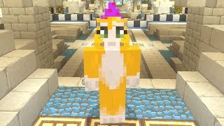 Minecraft - Can you beat my time? - Glide Mini-game - Icarus