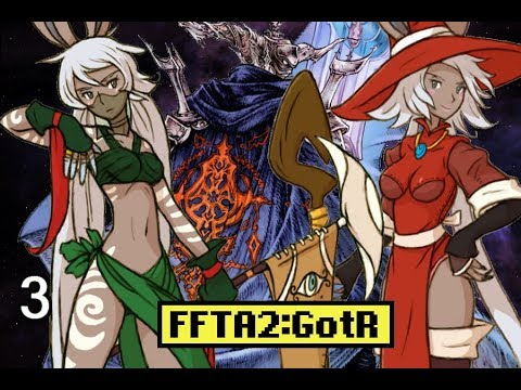 Final Fantasy Tactics A2 Grimoire of the Rift Part 3 - The Yellow Wings, Clan Trial Negotiation I