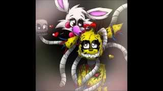 FNAF 3 Spring trap x mangle every time we touch