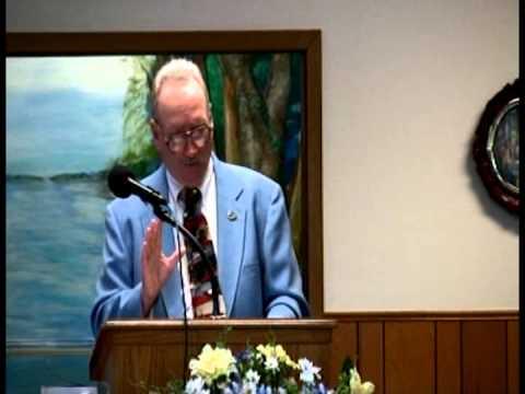 Loudon Free Will Baptist Church - Pastor Carl Jenkins 10/21/12 Sunday Morning Service