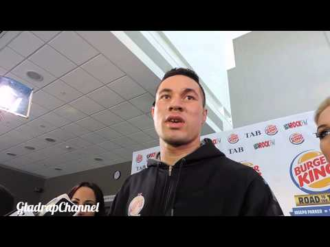 rose matafeo speed dating joseph parker Anthony joshua vs joseph parker as the pair looked for power but linares' speed was still there as i'm very surprised by that and rose, who had been.