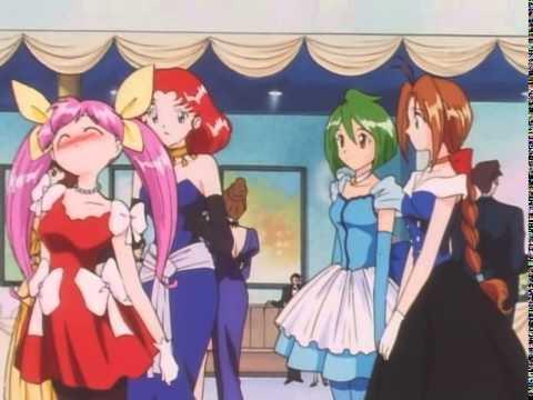 Anime Ova 02 Wedding Peach Dx