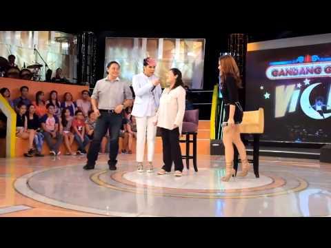 Maja Salvador Shows how to dance Dahan Dahan on Gandang Gabi Vice