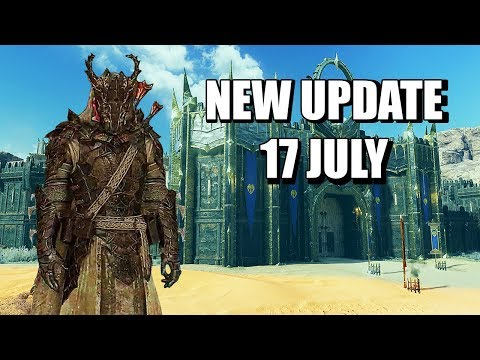SHADOW OF WAR - NEW UPDATE GAMEPLAY MAX LEVEL 80 TALION, NAZGUL MASKS AND MORE OVERVIEW