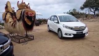 Tes Drive Honda New Mobilio di Pulau Bali