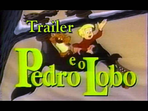 Trailer do filme Pedro e o Lobo
