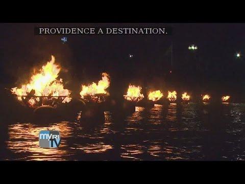 Executive Suite 7/20/2014: Barnaby Evans, WaterFire