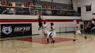 Top Plays from The Grind Session: Orangeville Prep (CAN) vs Virginia Episcopal (USA)