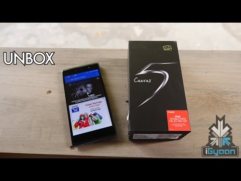 Micromax Canvas 5 Video clips - PhoneArena
