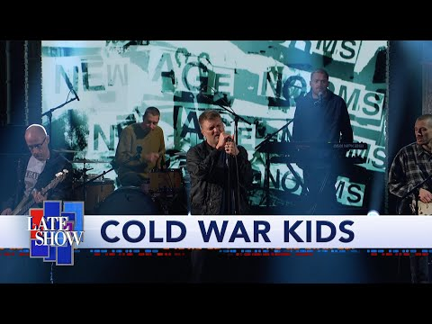 ALTlanta - Watch Cold War Kids perform on The Late Show with Stephen Colbert