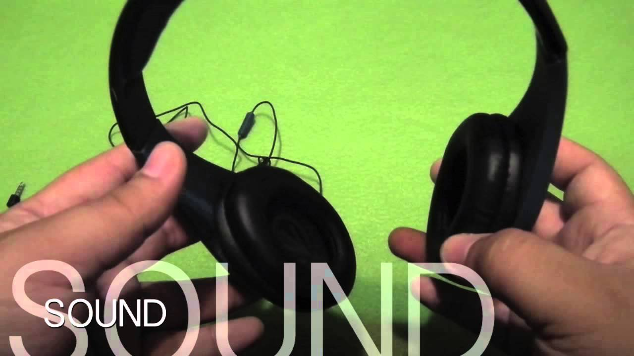 fd0f197e8fd IFROGZ CODA Headphones with Mic Review - YouTube