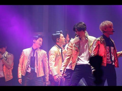 [ENG SUB] Exo- Overdose LIVE