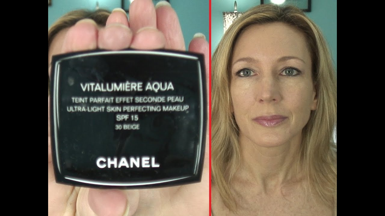 Best compact makeup for mature skin
