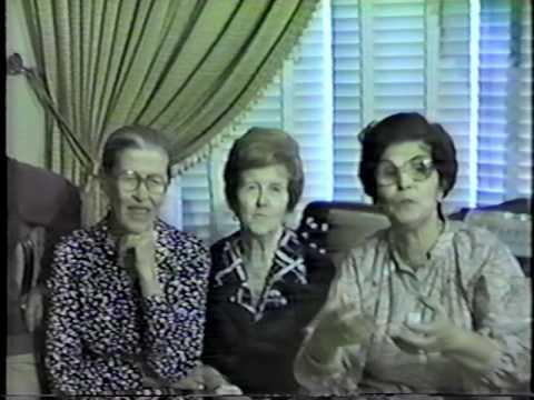 RHODISLI LADIES DEMONSTRATE SEPHARDIC CULTURE PART 2