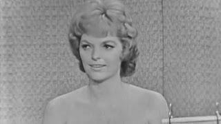 What's My Line? - Raoul Levy; Julie London; Tony Randall [panel] (Apr 9, 1961)