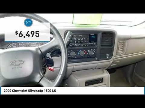 2000 Chevrolet Silverado 1500 Dyersville, Dubuque, Cedar Rapids, Manchester IA CJ224C