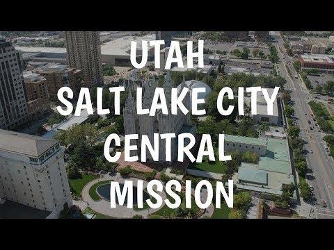 Utah Salt Lake City Central Mission