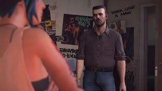 Life Is Strange Closet Hidden/intervene Max David Chloe All Choices Episode 1 Chrysalis