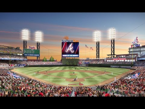 Panasonic is giving the Atlanta Braves a Tech Makeover!