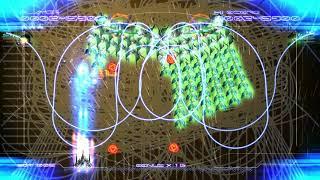 Galaga Legions • Xbox 360 Game 4K UHD Gameplay • Xbox One X