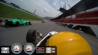 Daytona Speedway SCCA F2000 Race, 8-8-2015