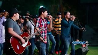 Los Nuevos Ilegales Ft. Banda Renovacion Ft. Los Del Arroyo - El Pantera (En Vivo 2015)
