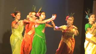 Fagunero mohonay dance choreographed by smt. susmita roy