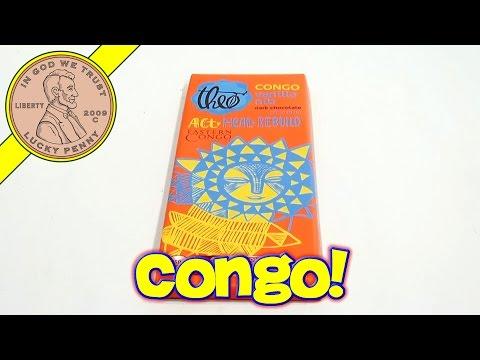 Theo Congo Vanilla Nib Dark Chocolate Bar YouTube Toy Video Reviews For Kids Toysreview
