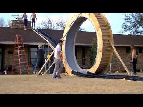 Biggest Slip N' Slide Loop