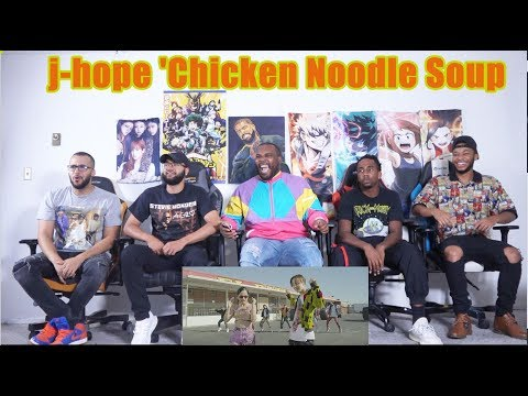 j-hope 'Chicken Noodle Soup (feat. Becky G)' MV REACTION / REVIEW