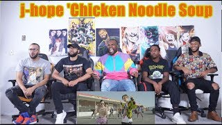 j hope & 39 Chicken Noodle Soup feat Becky G & 39 MV REACTION REVIEW