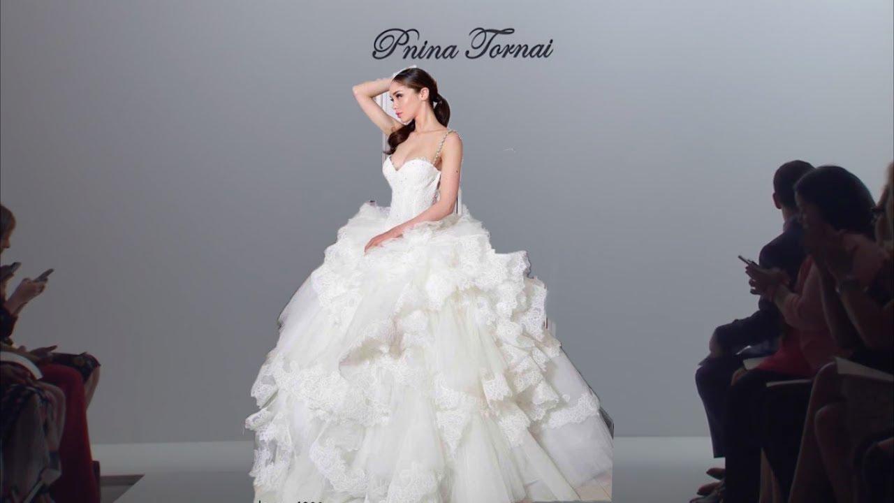 Pnina Tornai Bridal Couture 2017