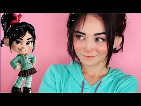 Thumbnail: Wreck It Ralph: Vanellope Von Schweetz Transformation Makeup Tutorial