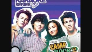 Camp Rock 2- Heart And Soul (Karaoke/Instrumental)