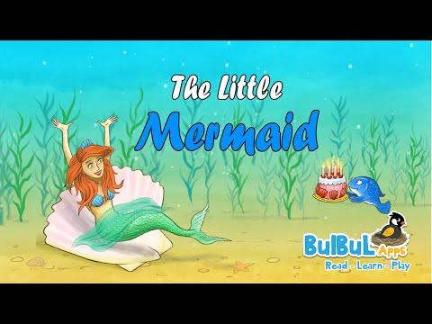 The Little Mermaid | Fairy Tales | BedTime Stories For Kids | BulBul Apps