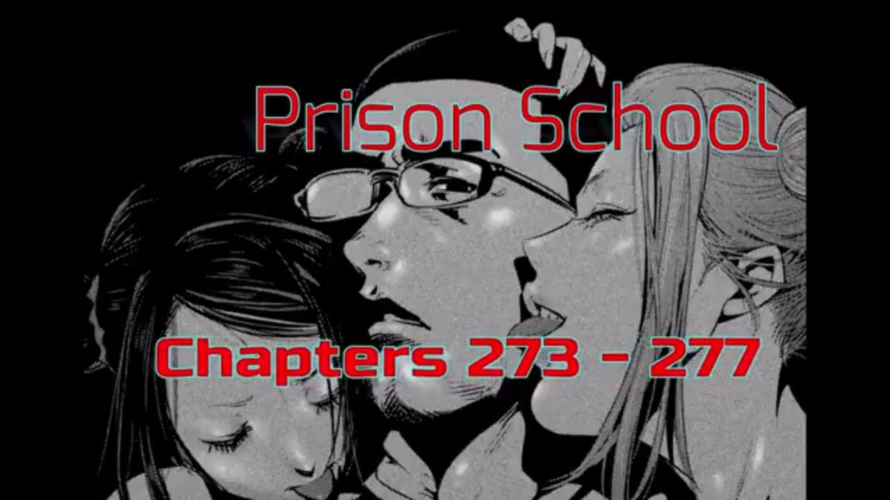 bs to prison school