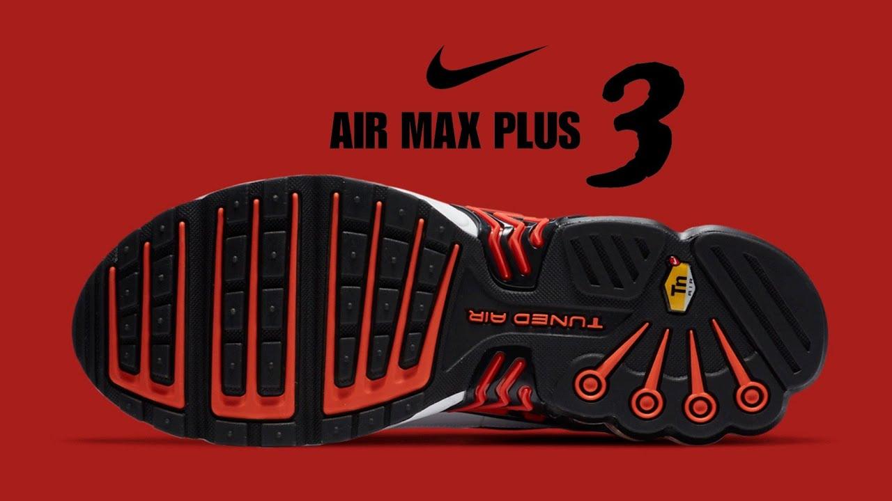 nike air max plus release