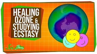 The ozone appears to be healing itself but there's still plenty of ...
