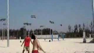 Beijing Beach Volleyball