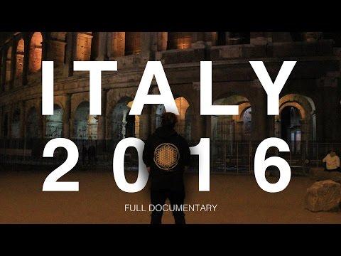 Italy 2016 (Full Travel Documentary)