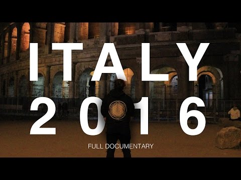 Italy 2016 (Full Travel Documentary)