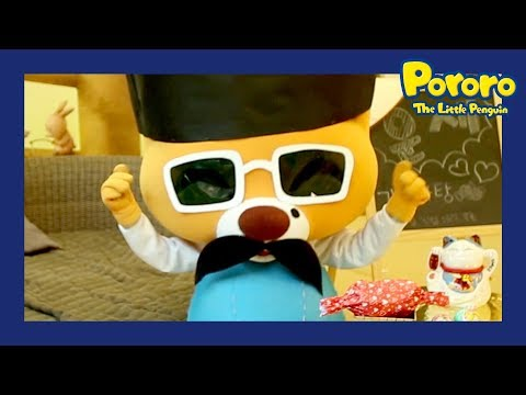 Eddy the Fortune Teller | Pororo in real life | Pororo Playday