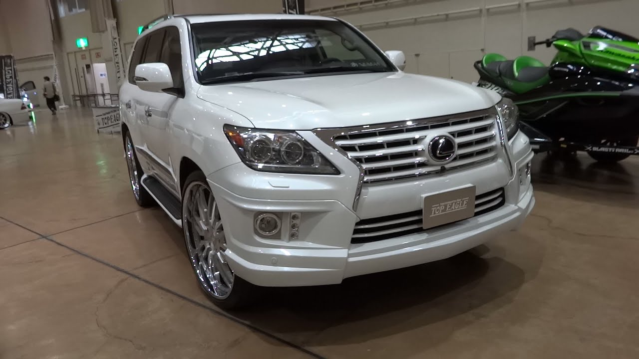 LEXUS LX570 Custom Car LX570 YouTube