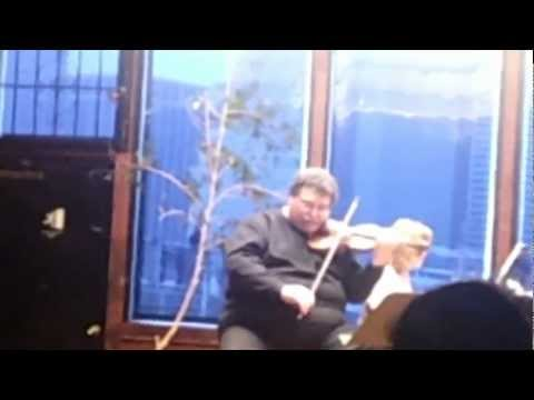 Barge Music December part 2